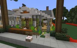 Craftsman Bungalow - WoK Build #3 Minecraft Map & Project