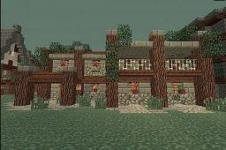 Small Witch House Minecraft Map & Project