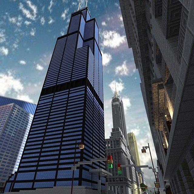 Empirepolis American City Project Minecraft Project