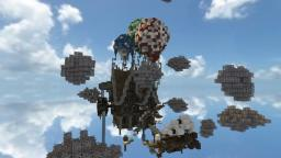 The Tinkerer of Airships Minecraft Map & Project