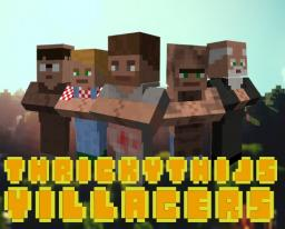 TrickyThijs' Villagers Minecraft Texture Pack