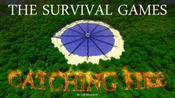 Minecraft: Catching Fire Arena! (3rd Quarter Quell Hunger Games) Minecraft Map & Project