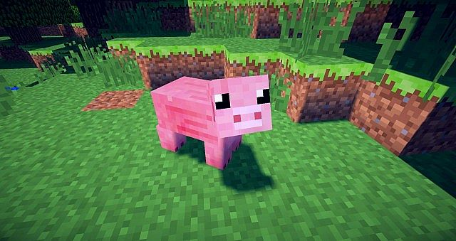 The SuperPig. Cute as hell...