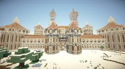 """Adventure Map Coop """"The Count of Ory"""" Download Vanilla Fr MAJ 1.8 Minecraft"""