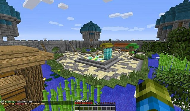 minecraft servers towny