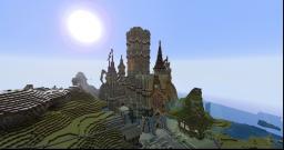 Everlight castle Minecraft Project