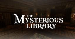 The Mysterious Library: Adventure Map Minecraft