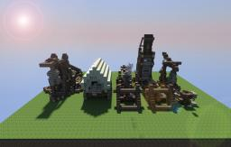 Medieval Siege Weapons Minecraft