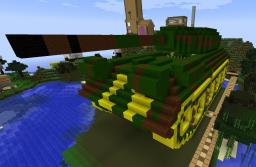 Minecraft Spleef Tank Minecraft Map & Project