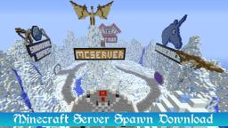 Minecraft - Server Lobby / Hub (Dragons Vale) - DOWNLOAD! Minecraft Project