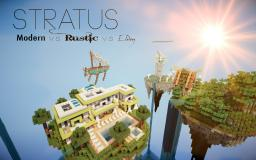 Stratus [Floating Islands] [Collab with CaseyMcNomNom] Minecraft Project