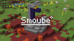 (8x8) Smoube - Get a pure and clean vanilla look! Minecraft Texture Pack