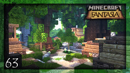 Fantasia - Planting Trees for the Gnomes Minecraft Map & Project