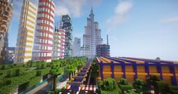 Fury Tower [CZECH] Minecraft Map & Project