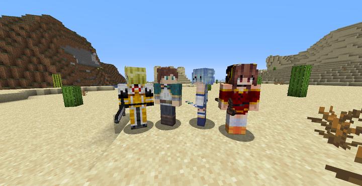 Konosuba Characters
