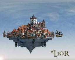 Lior 2013 : The Air Kingdom Minecraft Map & Project