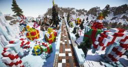 Christmas Town + [Download] Minecraft