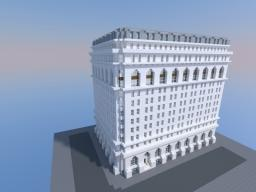 1 Broadway, New York Minecraft Map & Project