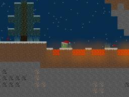 Adventures Of Jerry The Slime - Christmas Edition [Minecraft Based Game]