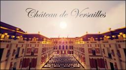 Château de Versailles - Adventcalendar #16 Minecraft Map & Project