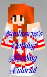 Clothing Shading Tutorial Minecraft Blog