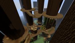 Ewok Village Minecraft Project