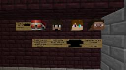 How I dealt with my servers first griefers - 'The Infamous Wall of Morons' Minecraft Blog