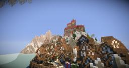 Everwhite Island | Holiday Special Build Minecraft Project