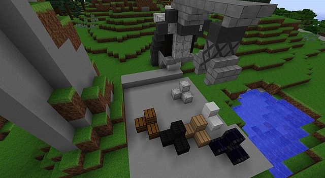 Military Grade WIP Minecraft Texture Pack