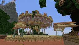 Rustic Carousel Minecraft