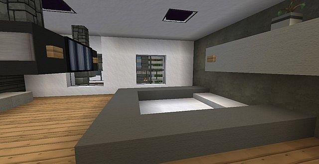 Lane Modern Townhouse Minecraft Project