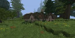 Rosewood house. Minecraft Map & Project