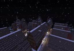 Godric's Hallow (Harry Potter) Minecraft