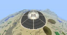 UFO Mothership (ZIP Archive) Minecraft Project