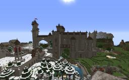 Castle Fairfax Minecraft Map & Project