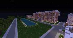 Halstead University [WOK TBS App] Minecraft Map & Project