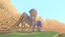 World of Warcraft Townhall Minecraft Map & Project