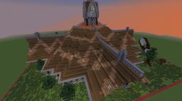 Spleefarena Minecraft Map & Project