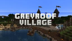 GreyRoof village Minecraft Map & Project