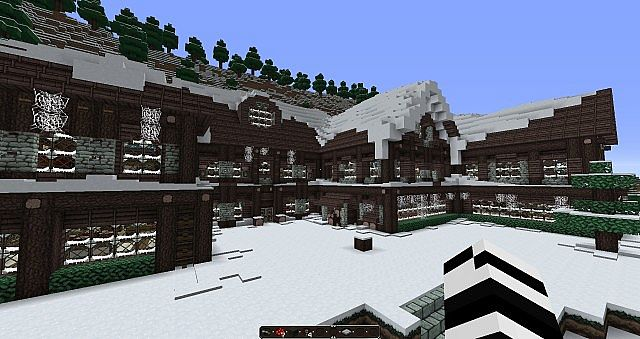A Christmas ADVENTure 2013 [CHRISTMAS MAP] Minecraft Project