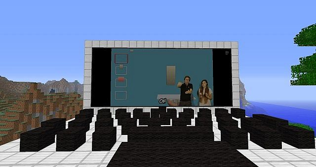 how to make a working laptop in minecraft
