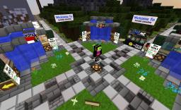 VillageCrafters PaintBall&Creative&Faction || FUN! Minecraft Server