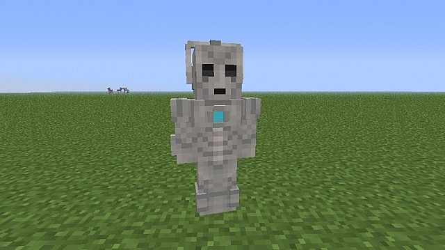 Evolved Cyberman