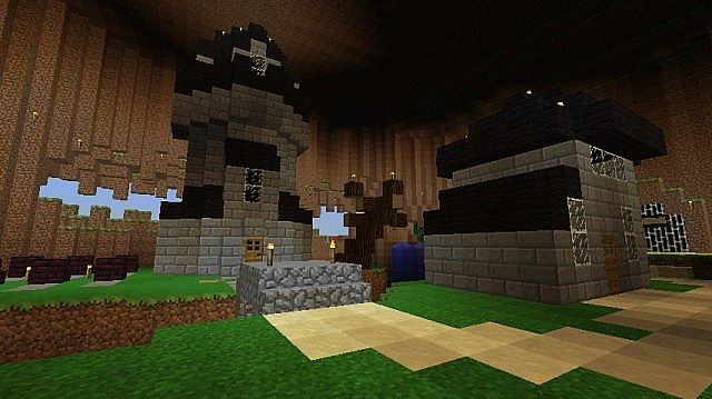Haunted Cave - Nightshades tower