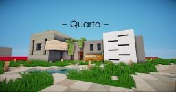 - Quarto - [WoA] Minimalist Home (PopReel) Minecraft Project