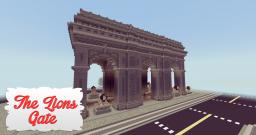 The Lions Gate | WoK | TBS | 0fri Minecraft Map & Project