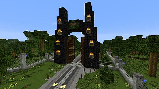 Jurassic Park 10 Download Minecraft Project – Jurassic World Map Minecraft 1 7 10