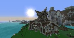 The Library Minecraft Map & Project