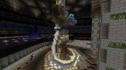 Cathedral & Statues Minecraft Map & Project