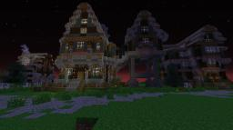 Just some houses Minecraft Map & Project